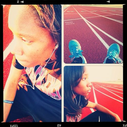 Its Just Something I Love To Do #nike #tracklife