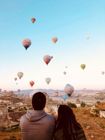 Balloon Hot Air