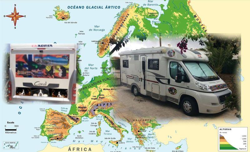 Autocaravana Motorhome Bobil Whonwagen My blogg https://www.facebook.com/Bobilen.Lirot?ref=ts&fref=ts