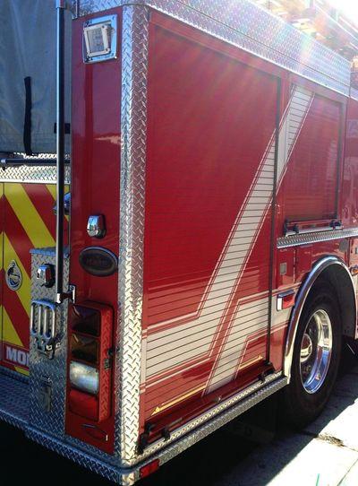 Santa Monica Fire Truck