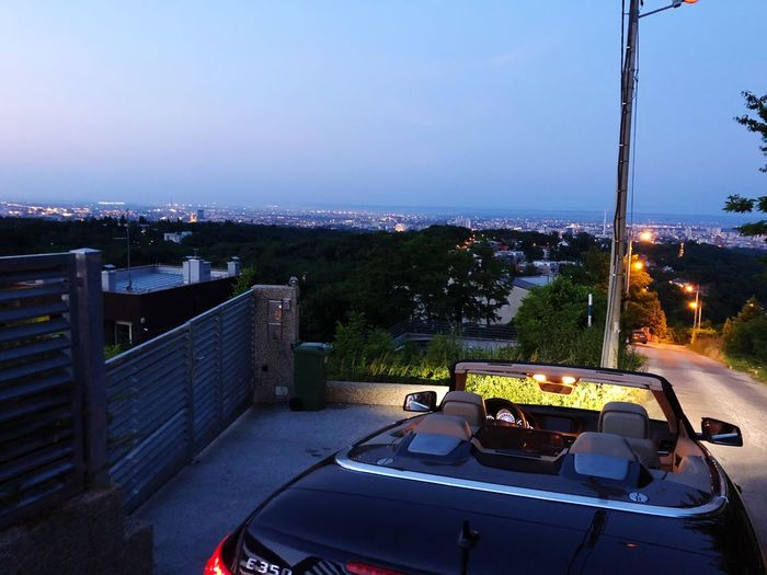 5:00AM 🌆 Illuminated No People Nature Building Exterior Sky Night City Outdoors The Traveler - 2018 EyeEm Awards