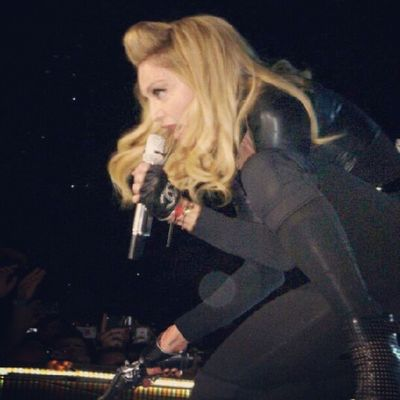 Mdnatour2012 Madonna