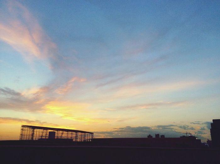 夕阳无限好,只是。。。
