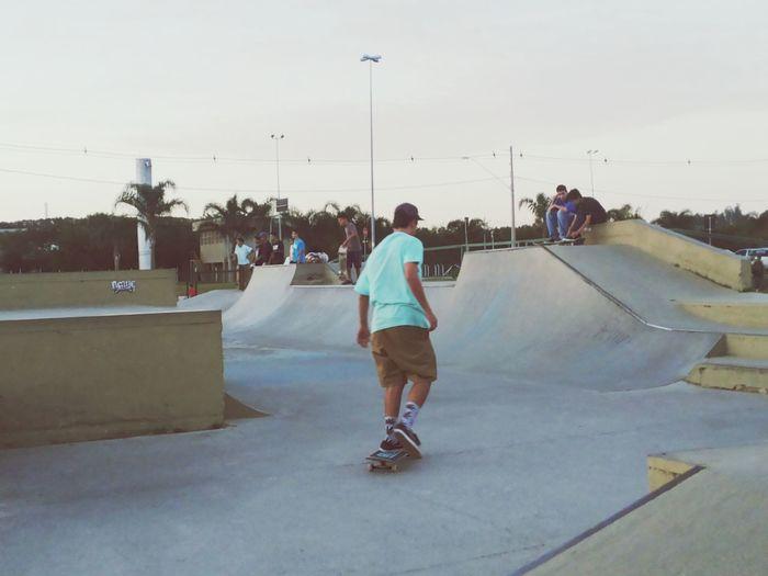 Skate Boarding  Skateboarding