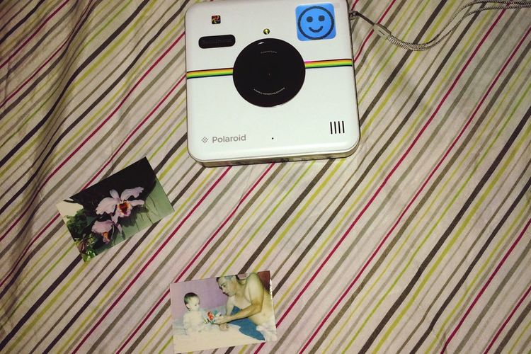 Polaroid Picoftheday Happiness Photo