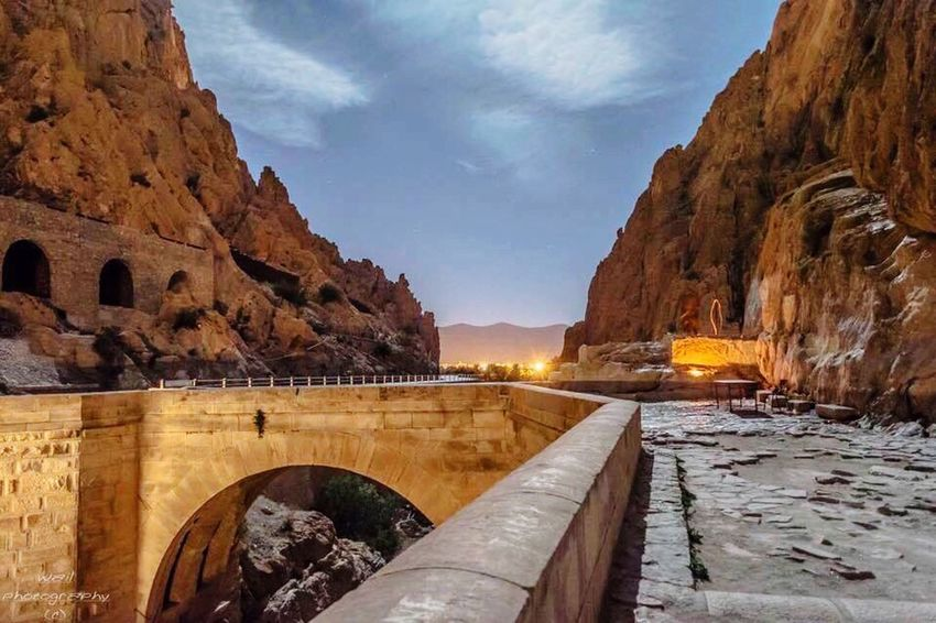 Biskra - Algérie Arch Bridge - Man Made Structure Architecture Rock - Object Rock Formation Built Structure Mountain Dam Cloud - Sky Nature No People Outdoors Sky Water Scenics Day Beauty In Nature Biskra Biskra. Algeria. EyeEm EyeEm Nature Lover EyeEm Best Shots Algérie Biskra.Algeria. Sahara Of Algeria