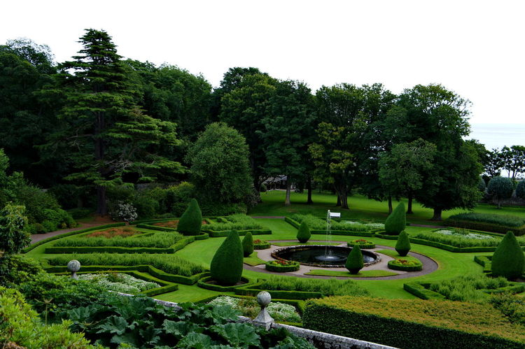 Garden paradise Accurate Beauty In Nature Castle Day Dunrobin Castle English Garden Europe Garden Grass Green Color Growth Holidays Nature Outdoors Park Scenics Scotland Sightseeing Sky Tranquil Scene Tranquility Traveling Tree Uk