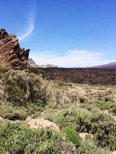 The Great Outdoors - 2017 EyeEm Awards El Teide Landscape Nature Beauty In Nature EyeEmNewHere