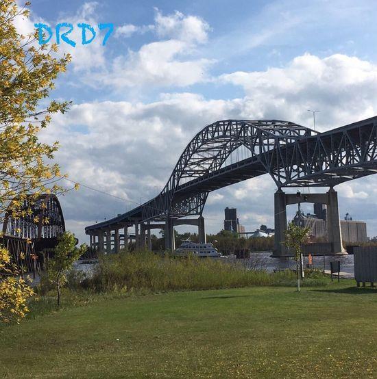 Bridges. Built Structure Connection Day