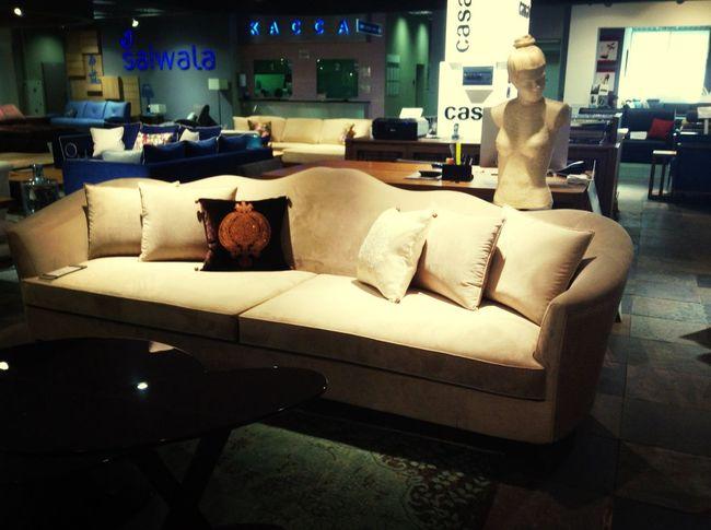 New sofa FIORE