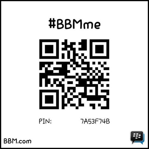 Agg 7A53F74B Bbm Caracas Venezuela Blackberry Messenger