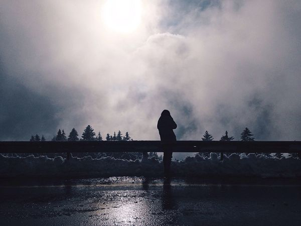 She//.⚪️⚫️⚪️⚫️⚪️ Mountain Alps Top Mountain View Mountains Nature Nature_collection Snow White Wonderland Outdoors Freelance Life Taking Photos Lifestyle Photography Peaceful Landscape Adventure Buddies Shadow Adventure Girl Mist Sunrise People And Places My Favorite Place