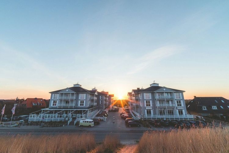 Sunrise Beach North Sea Motel Hotel Sunlight Dunes