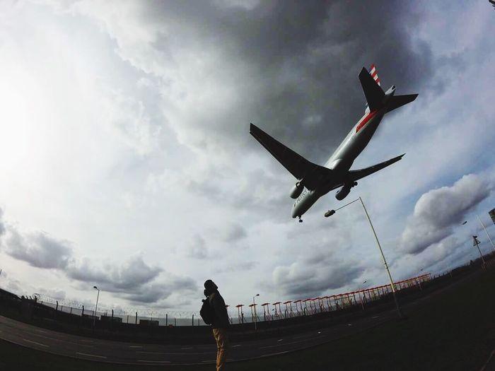 Heatrow Plane