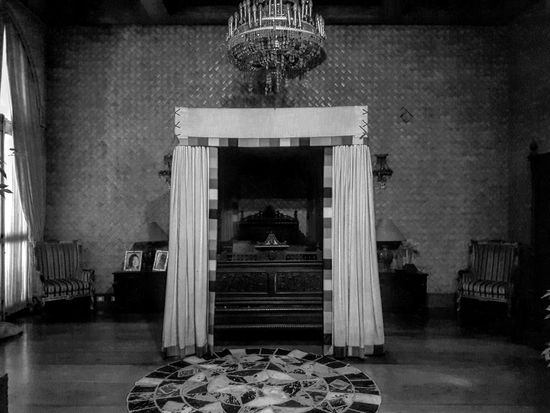 Black And White Friday Latepresidentsbedroom President Marcos Oldbedroom Oldbed Old House Old Architecture Oldbuilding Oldhouse Century Homes Arts Culture And Entertainment Museum No People