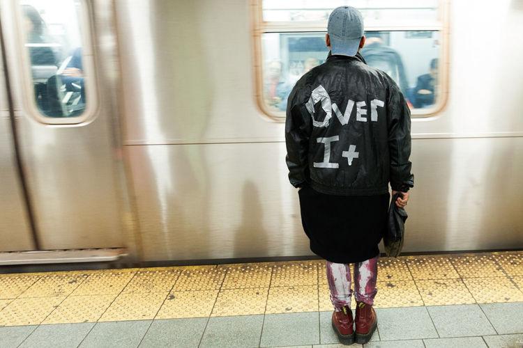 New York Travel Train Love First Eyeem Photo The Tourist