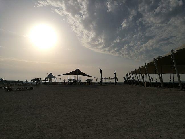 Beach Beauty In Nature Nature Abu Dhabi UAE