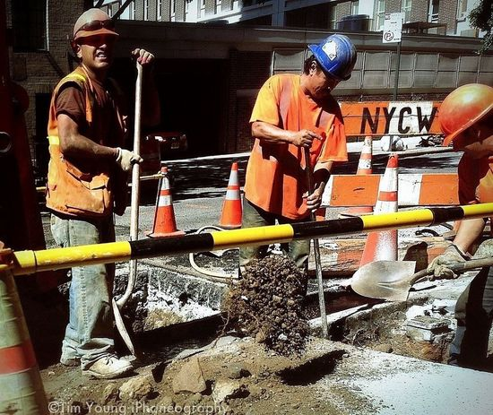 NYCWorks! People Timyoungiphoneography Tuesday Morning Manhattan