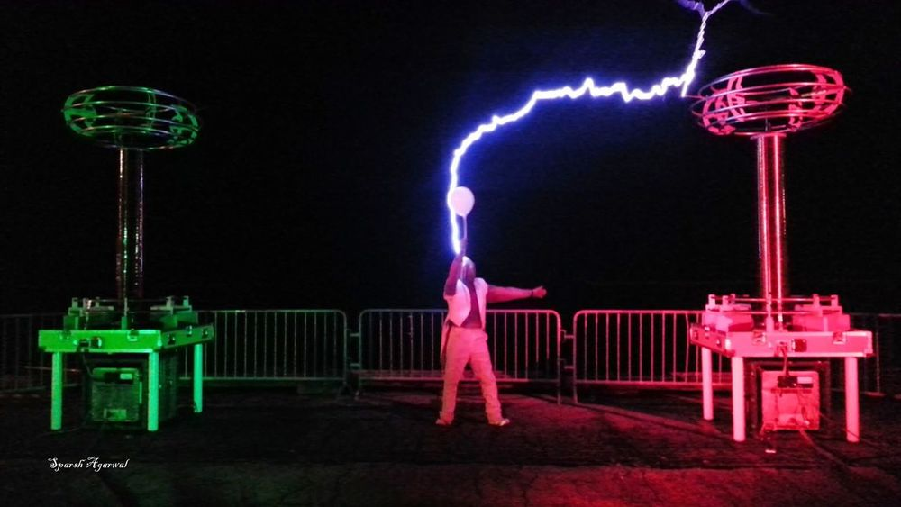 The Mix Up Tesla Coil