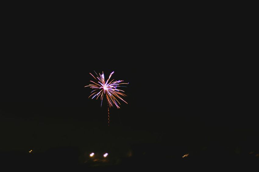 Night Exploding Celebration Sky Outdoors Firework Dark Firework Display 2017 New Year 2017 2017 🍾🎇🎉❤ Colours Colorful Sony A-68 EyeEmNewHere