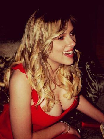 Scarlett Johansson Awesome