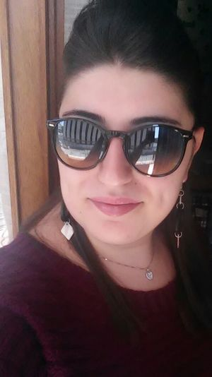 Sunglasses Sunny Day Smile