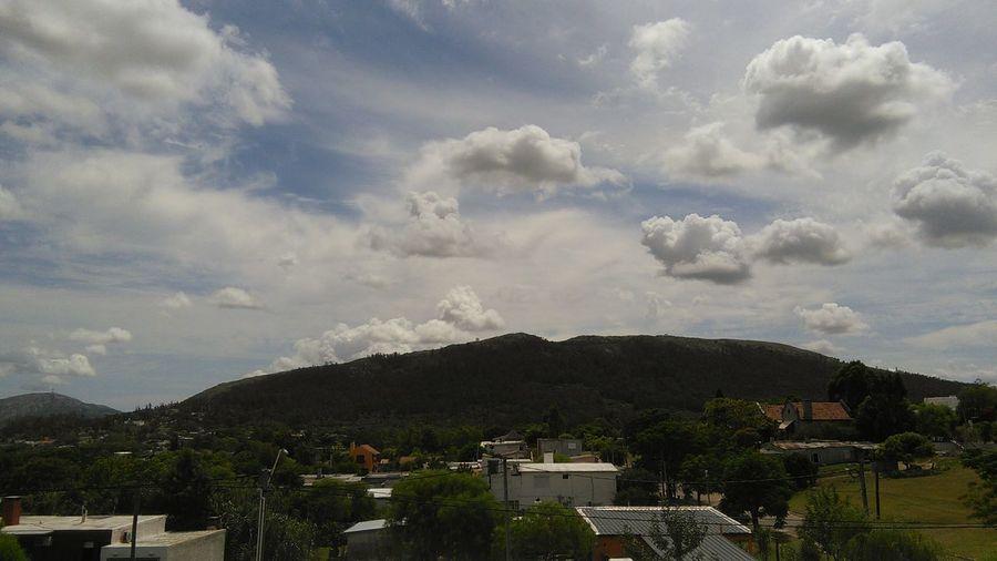 Cloud - Sky Tree Outdoors Day No People Sky Mountain