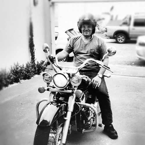 Chios Goiânia Brasil IPhone iphone4 motor motorcycle chopper