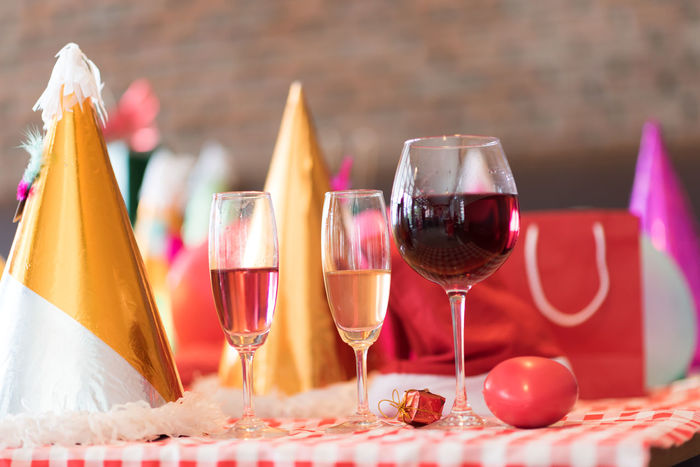Alcohol Celebration Close-up Day Drink Drinking Glass Focus On Foreground Food Food And Drink Freshness No People Outdoors Ready-to-eat Red Red Wine Refreshment Table Wine Wineglass