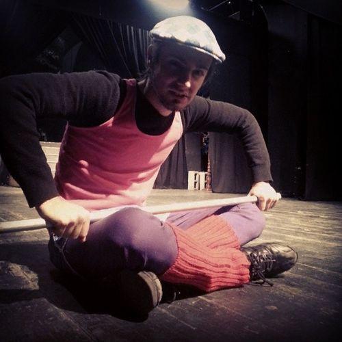 Il coreografo non ne può più... Teatro Torino Capodanno2014