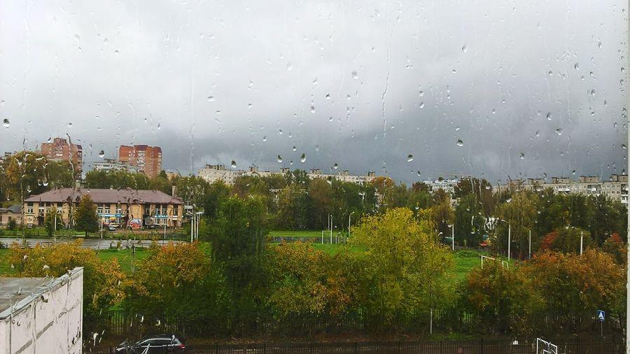 Rain School's Day