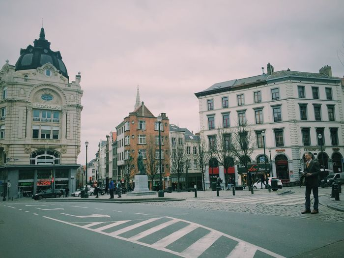 Miss Brussels because of the nice local people really warm me