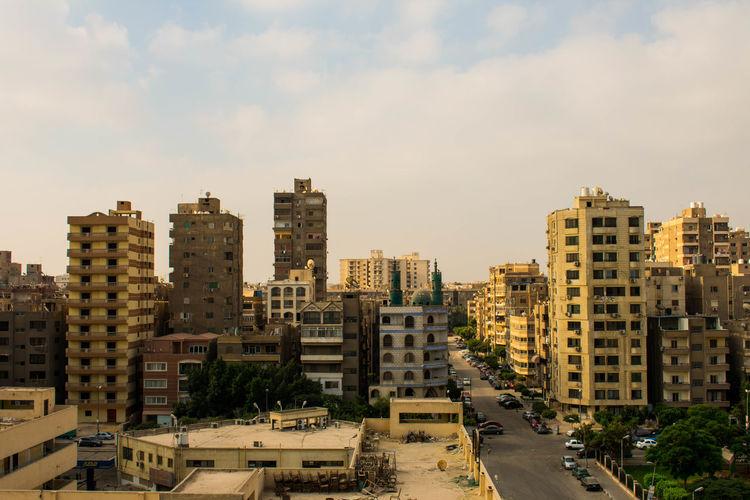 Egypt Building