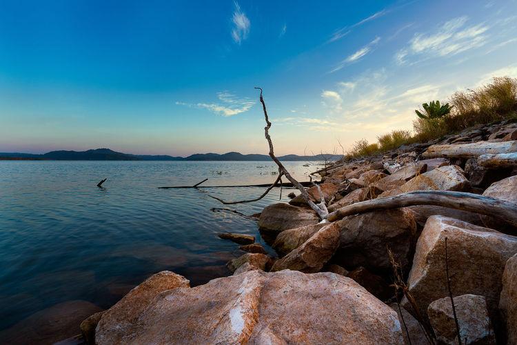 Lake of Rock