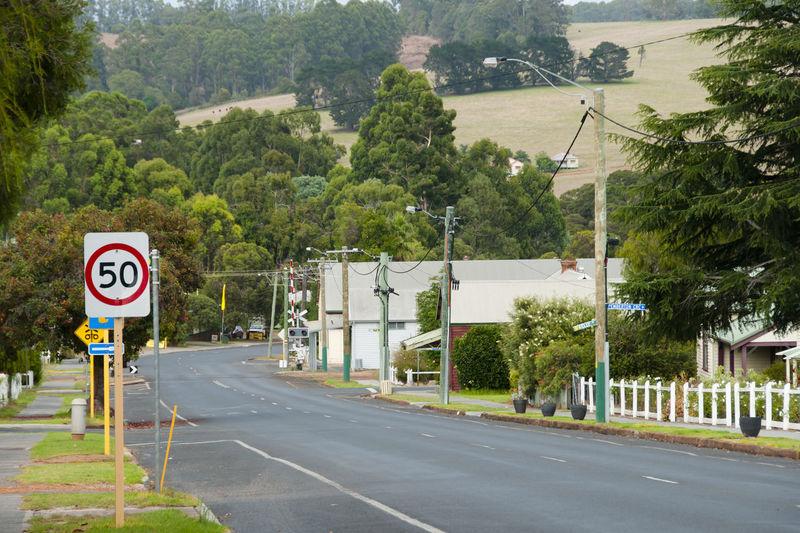 Pemberton - Western Australia Australia Road Western Australia Pemberton Town