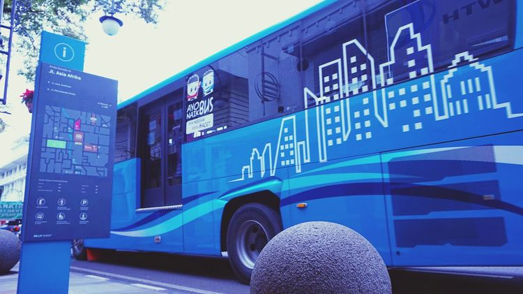 City Outdoors No People Day Transportation Bus Map Sony Ilce 5000 Asia-africa