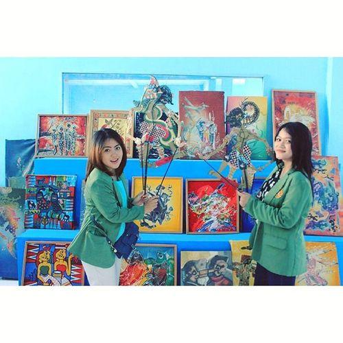 Widyahanggra Liaapsari Lombok INDONESIA Study November2015 Cultureart Wayang Backgroundart Photooftheday Lookoftheday Sister Goodart Jangan mau dibonekakan oleh siapapun, jadilah pendiri yang kuat.