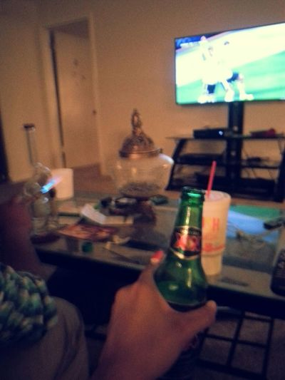 chilling Fifa14 DosXX Dab Bong