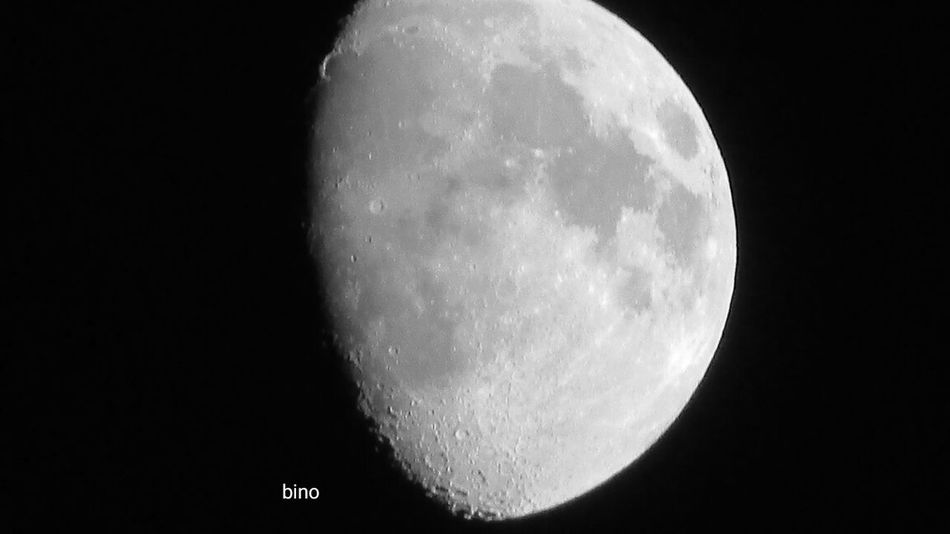 Astronomy Moon Surface Last Night ! Looking Up Beauty In Nature Cadillac Sky Pure Michigan