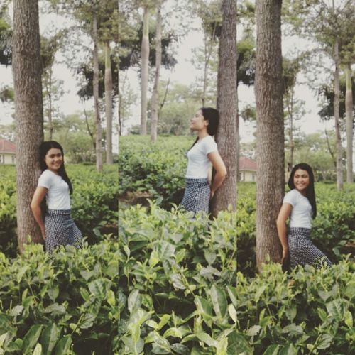 Garden vibes, keep positive and smile today. Indonesia_photography Taking Photos Enjoying Life Hello World Relaxing Nature Green Visitindonesia