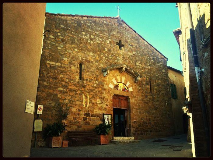 Architecture Church Tuscany Toscana