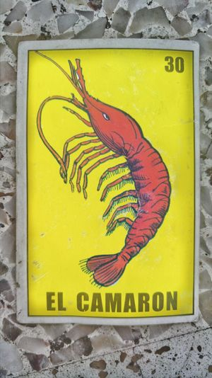 El camaron Camaron Mariscos Loteria Mexicantoys Lovephotography  Yellow Hello World Taking Photos Enjoying Life UrbanART