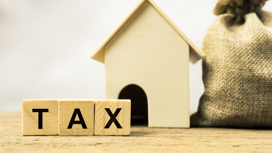 A property tax