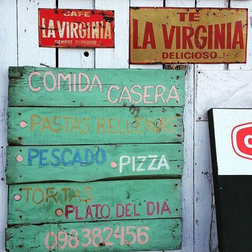 Real vintage!! Cabopolonio Despensa Vintage Cartel Paseo