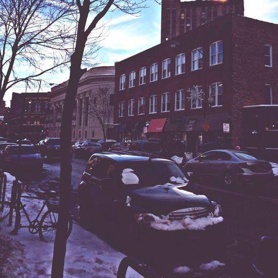 Street of Chicago