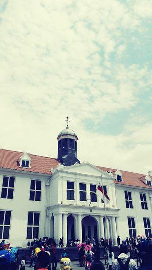 Museum Fatahillah @ the Old City Jayakarta Batavia ( Jakarta )