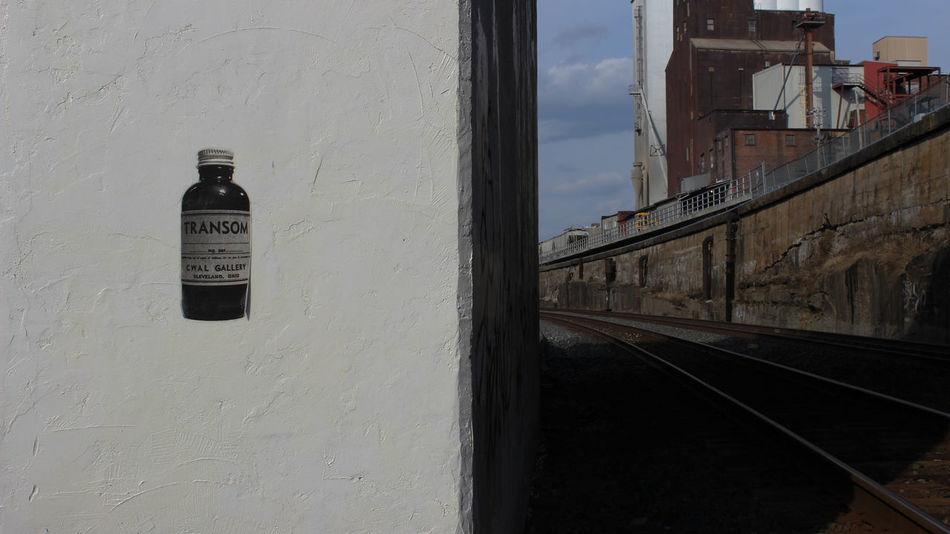 Asymmetry Color Graffiti Street Art/Graffiti The Way Forward Under A Bridge