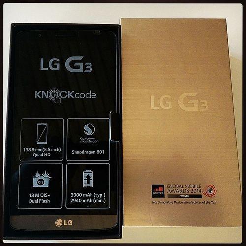 LG  G3 etwas träge ab und an. Dennoch ich liebe es. 😀 LGG3