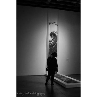 Portrait of my better half. Tinythaliaphotography Fstopandstare Photography Art museum igdaily smoca arizona