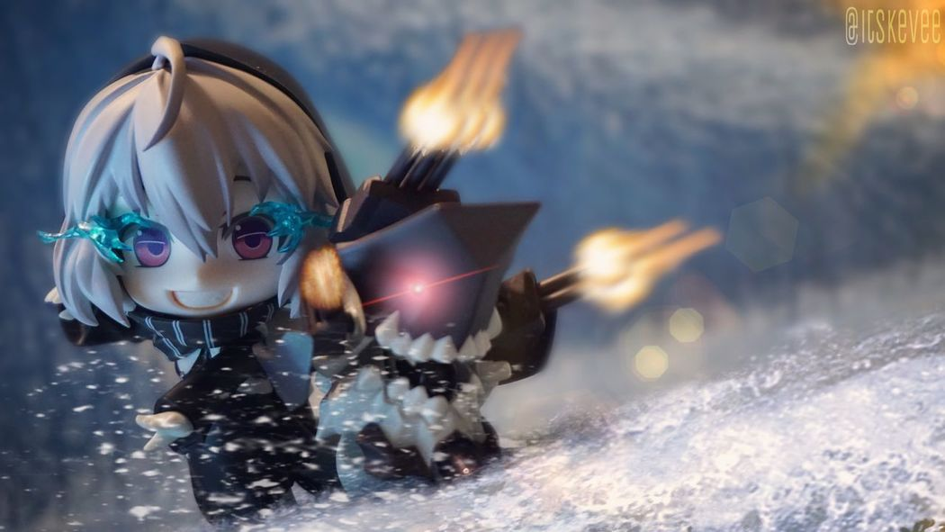 ReClass: Sink!!! ReClass Cute Close-up Colorful 艦コレ Kancolle 艦隊これくしょん Kantaicollection Focus On Foreground Anime Art Creativity ねんどろいど Nendoroid Toyphotography Still Life